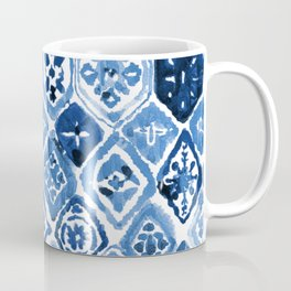 Arabesque tile art Coffee Mug