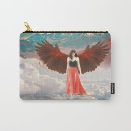 Lady of the Clouds Carry-All Pouch