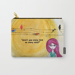Every bird Carry-All Pouch