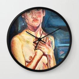 My Gioconda Wall Clock