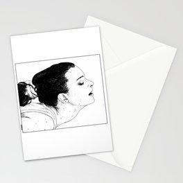 asc 209 - Le second souffle (2ème version) Stationery Cards