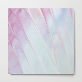 Abstract Pastel Painting Metal Print