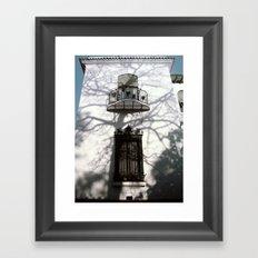 aires Framed Art Print
