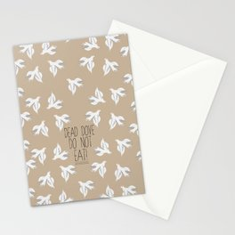 Arrested Development : Dead Dove Do Not Eat! Stationery Cards