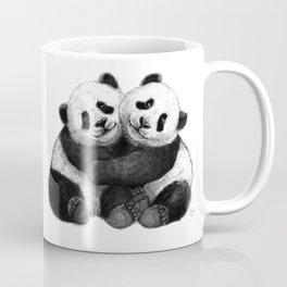 Panda's Hugs G143 Coffee Mug