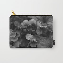 Viola in bw Carry-All Pouch