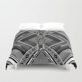 Geometric  Duvet Cover