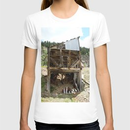 Exploring the Longfellow Mine of the Gold Rush - A Series, No. 9 of 9 T-shirt