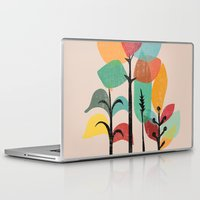 tropical Laptop & iPad Skins featuring Tropical Groove by Picomodi