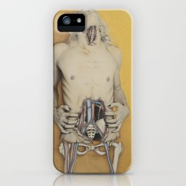 Memento Mori I iPhone Case