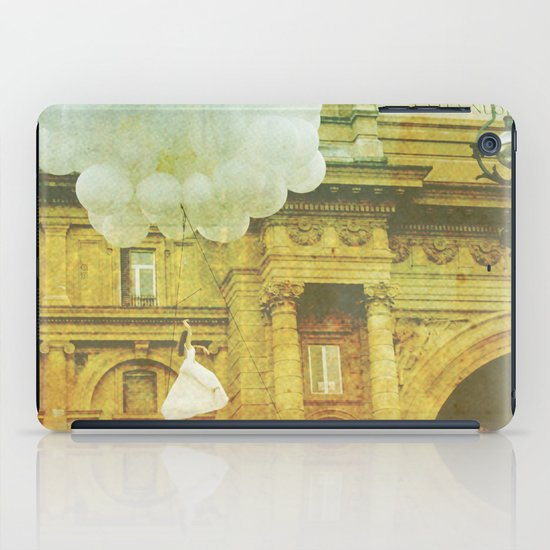 US AND THEM _ leaving them iPad Case