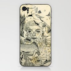 Grotesque Flora and Fauna iPhone & iPod Skin