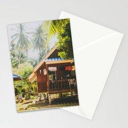 Koh Tao Beach House Stationery Cards
