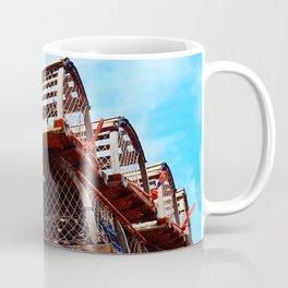 Lobster Trap Stack Coffee Mug