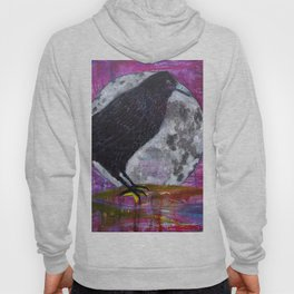Legend of the Raven Hoody