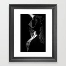 Flamenco Night Framed Art Print