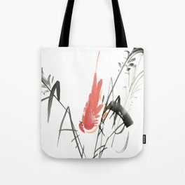 Bird 4- Chinese Shui-mo (水墨) Tote Bag