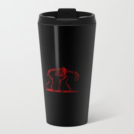 Smilodon Travel Mug