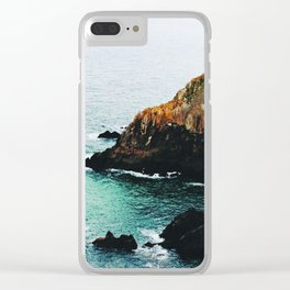 Climbers Clear iPhone Case