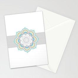 Pastel Mandala Stationery Cards