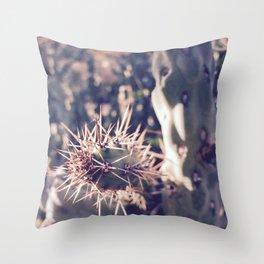 Sharp Focus Throw Pillow