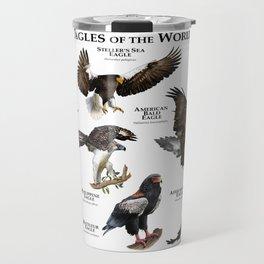 Eagles of the World Travel Mug