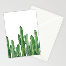 cactus 4 Stationery Cards