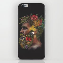One With Nature  iPhone Skin