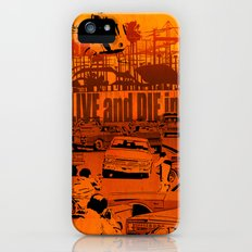 To Live and Die in L.A Slim Case iPhone (5, 5s)