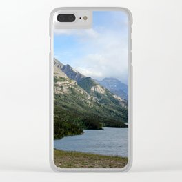 Vimy Peak Clear iPhone Case