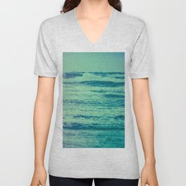 Cali Sea Breeze Unisex V-Neck
