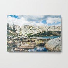 Wyoming, USA #society6 #decor #buyart Metal Print