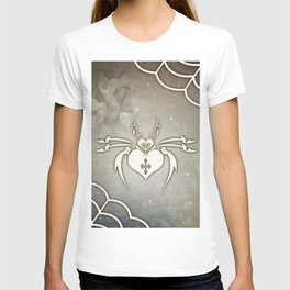 Awesome fantasy spider T-shirt