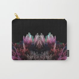 Sequins 3D Explosion Carry-All Pouch