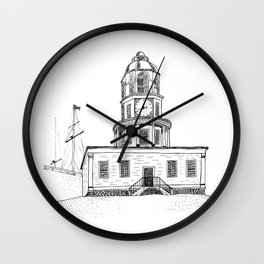 Halifax Town Clock Wall Clock