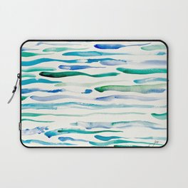 Tranquil Sea Laptop Sleeve