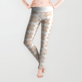 Get Well Bandaid Leggings
