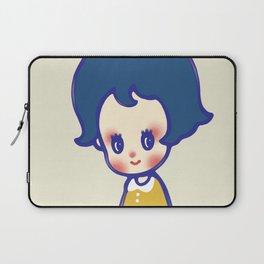 a little girl  Laptop Sleeve