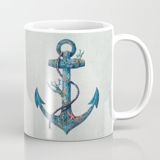 Lost at Sea Mug