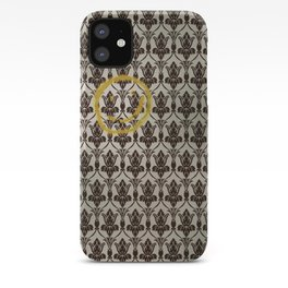 Sherlock Wallpaper Light iPhone Case