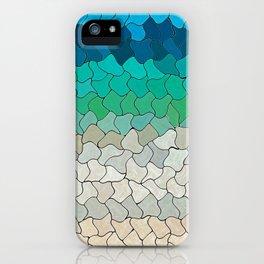 SEA MOSAIC iPhone Case