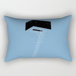 The Attic Rectangular Pillow