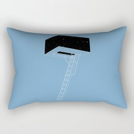 The Attic Rectangular Pillow