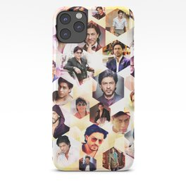 Shahrukh Khan Pillowcase iPhone Case