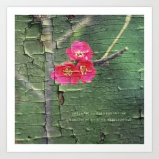 Hope Tree Art Print