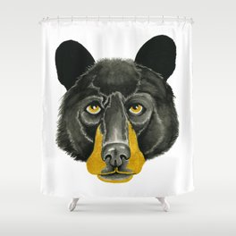 Aurum Shower Curtain