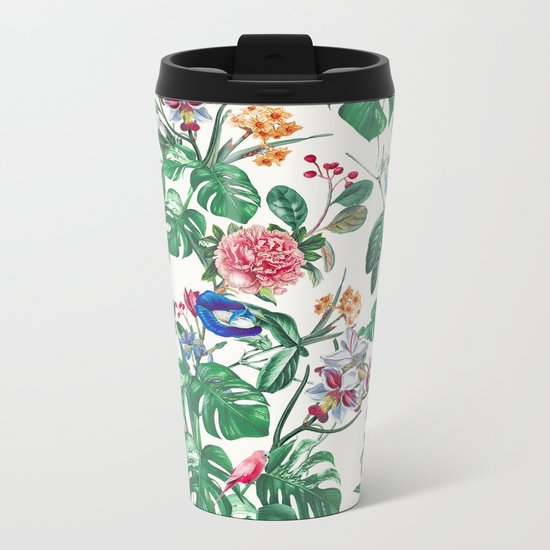 Surreal Garden II Metal Travel Mug