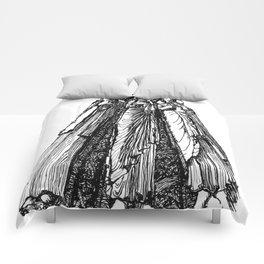 power of three Comforters
