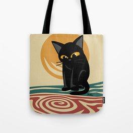 An eddy Tote Bag