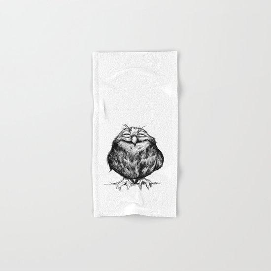 Owl Ball Hand & Bath Towel